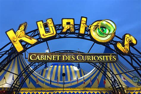 Cirque Du Soleil Cabinet Of Curiosities Seattle by Blogography 215 Seattle