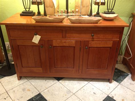 Cherry Wood Buffet Cabinet Rocket Uncle Cherry