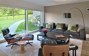 Una Casa Di Campagna Dall U0026 39 Architettura E L U0026 39 Arredo Moderni
