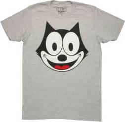 cat tshirts felix the cat t shirt sheer