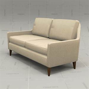 Everett sofa everett modern style yellow leather sofa for Sectional couches everett wa