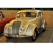 1934 DeSoto Airflow Image Chassis Number 6078798