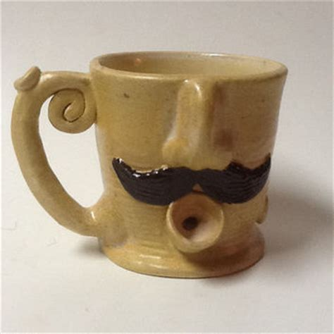 Jones, björg brend laird, and john laird's aka coffee won't let anything stand between them and the joy of a great cup. Coffee Mug Pipe aka Wake and Bake from claycafe on Etsy | Smokin'