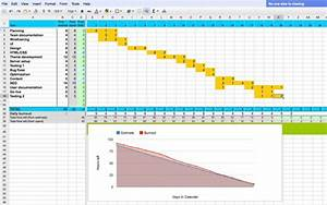 agile scrum google spreadsheet template for freelancers With scrum burndown chart excel template