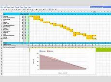 Agile SCRUM Google Spreadsheet template for freelancers