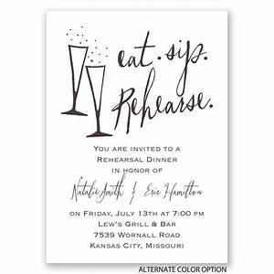 best 25 rehearsal dinner invitations ideas on pinterest With sample of wedding dinner invitation wording