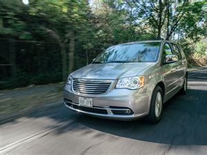town and country test test de chrysler town and country 2014