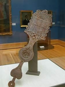 Elaborate Tape Loom  With Heart Shape Near Bottom