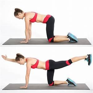 No-Equipment Butt Workout | POPSUGAR Fitness