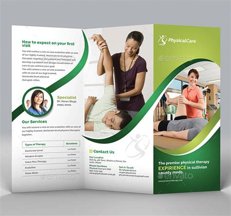 Fitness Brochure Design by 20 Exles Of Fitness Brochure Design Psd Ai