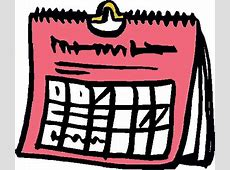 Calendar 20clipart Clipart Panda Free Clipart Images