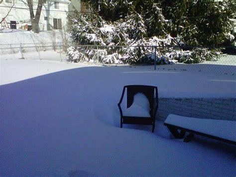 Snow in Kansas City Winter wonderland Snow blizzard