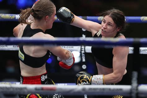 Katie Taylor vs Miriam Gutierrez FREE: Irish start time ...