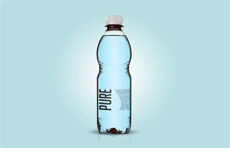 You can now use this milk plastic bottle mockup to showcase your product packaging design in a photorealistic look. Free Clear Plastic Bottle Mockup (PSD)