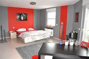 Idee Deco Photo : idee de deco pour chambre ado garcon ~ Preciouscoupons.com Idées de Décoration