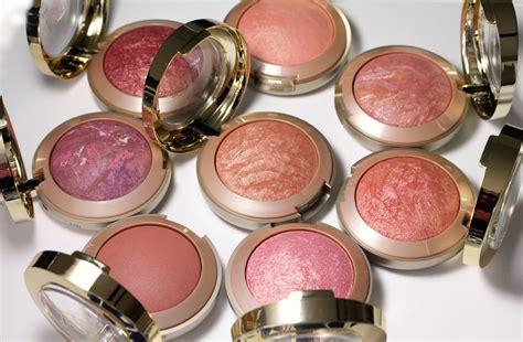milani baked blushes makeup beauty blog