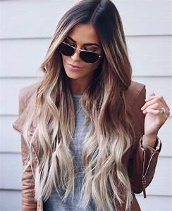 Die Besten 25 Ombre Glatte Haare Blond Ideen Auf Pinterest Long Bob