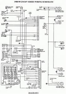 Trailer Wiring Diagram For Chevy Silverado
