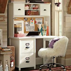 girly home study interior - Iroonie com