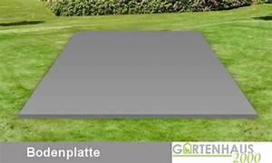 Fundament Und Bodenplatte : gartenhaus fundament gartenhaus2000 online magazin ~ Whattoseeinmadrid.com Haus und Dekorationen