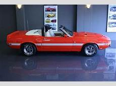 1969 Shelby GT350 Convertible VIN #0001 For Sale $495,000