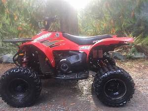 2000 Polaris Scrambler 500 4x4 Outside Nanaimo  Nanaimo