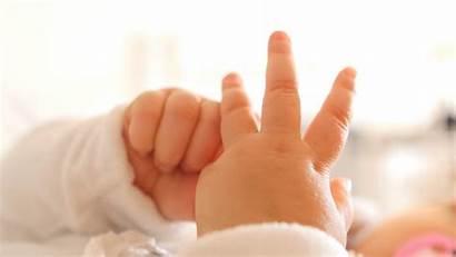 Hand Hands Fingers Newborn Jooinn Close