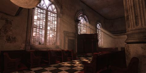 UDK Reformed Protestant Church #2 by BringMeASunkist on