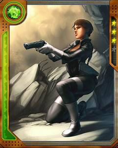 [Beautiful Genius Commander] Maria Hill - Marvel: War of ...