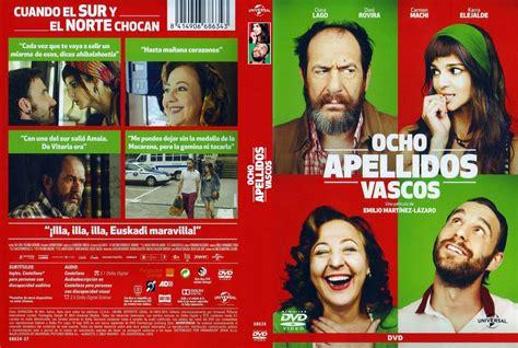 Resumen 8 Apellidos Catalanes by Ocho Apellidos Vascos Dvd Ocho Apellidos Vascos