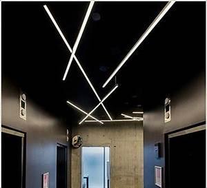 Modern, Contemporary, Led, Strip, Ceiling, Light, Design, 25