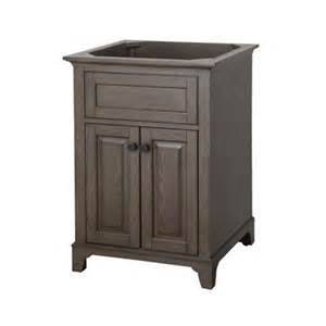 allen roth flda2421 24 in specialty grey flintshire contemporary bath vanity lowe s canada