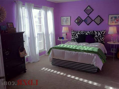 Green And Purple Bedroom  Fresh Bedrooms Decor Ideas