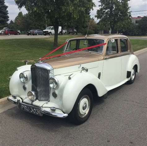 13 Vintage Cars You Can Rent For Your Wedding In The Gta