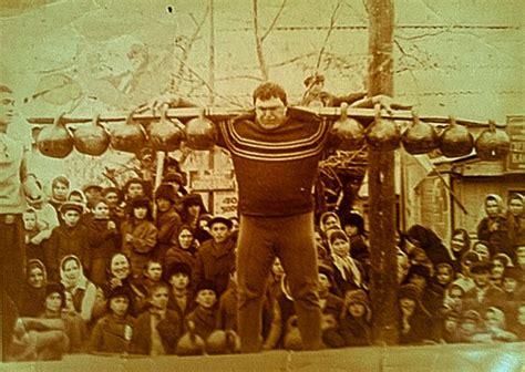 kettlebell training history sport cavemantraining allowed were kettlebells