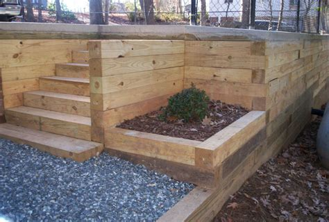 pressure treated retaining wall timber retaining walls welcome to brady landscapes