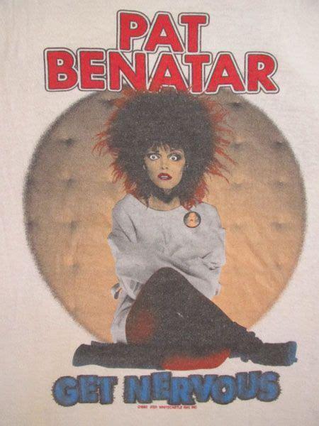 Pat Benatar Vintage T-Shirt https://www.facebook.com ...