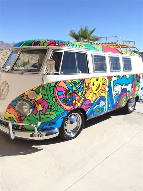 my boyfriend s mom has the coolest vw bus probably ever vw bus