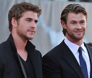 Chris Hemsworth and Liam Hemsworth photos
