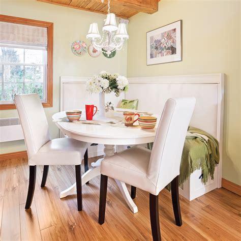 banquette table cuisine judicieuse banquette pour la salle à manger salle à
