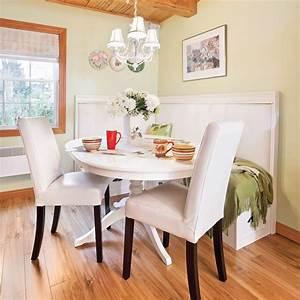 Banquette Salle A Manger : judicieuse banquette pour la salle manger salle ~ Premium-room.com Idées de Décoration