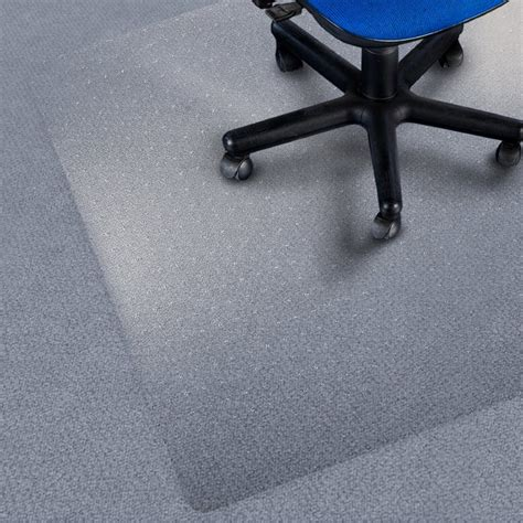 tapis chaise de bureau protection efficace contre