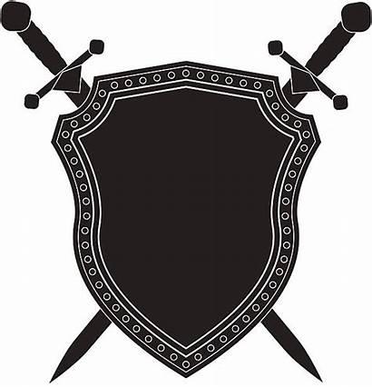 Shield Swords Crossed Clip Illustrations Similar