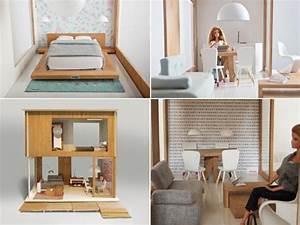Casas, De, Mu, U00f1ecas, De, Miniio, Ikea, Para, Barbie