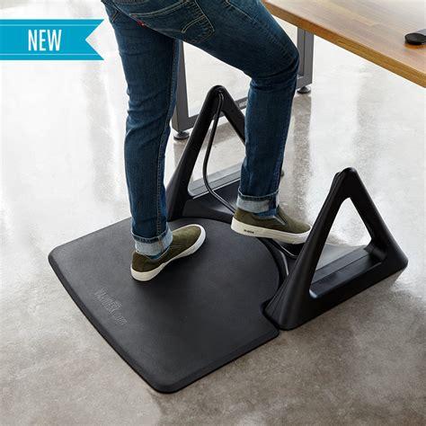 standing desk floor mat activemat rocker standing desk foot rest floor mat