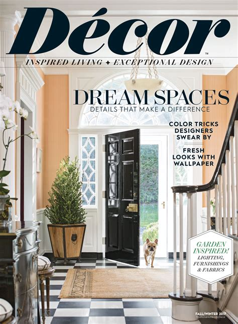 Inside Issue Decor inside this issue d 233 cor traditional home