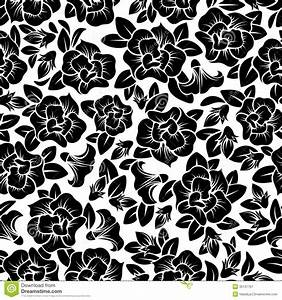 Seamless Floral Pattern. Royalty Free Stock Photography ...