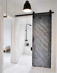 bring some country spirit to your home with interior barn With darn door