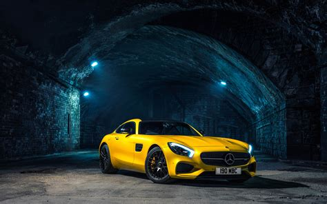 2015 Mercedes Amg Gt S Wallpaper