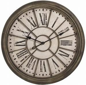 Horloge Moderne Murale : horloge vintage un autre temps ~ Teatrodelosmanantiales.com Idées de Décoration